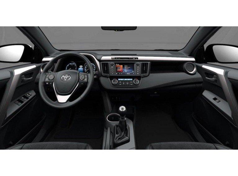 RAV4 SUV 5 portes Design Business (réservé à une clientèle professionnelle) Diesel 2.0 D-4D (143ch)  boîte manuelle 6 vitesses 2WD