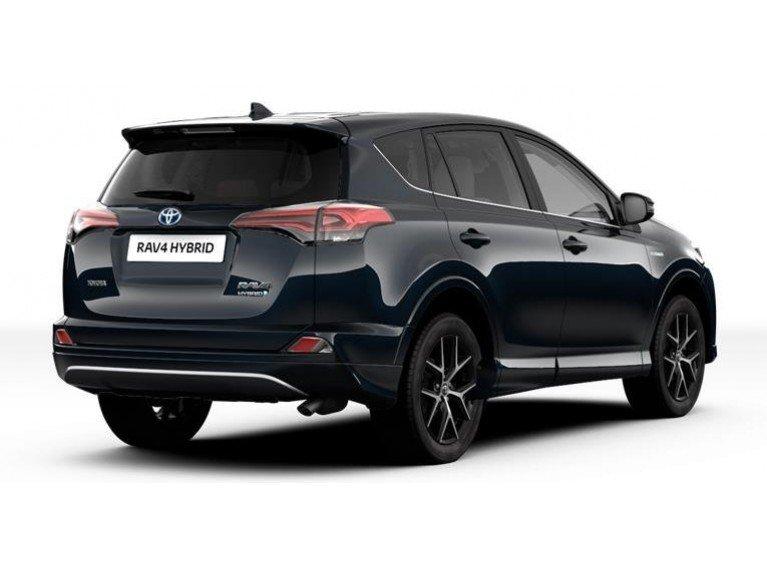 RAV4 SUV 5 portes Exclusive 2.5 Hybride (197ch)  boîte automatique CVT 2WD