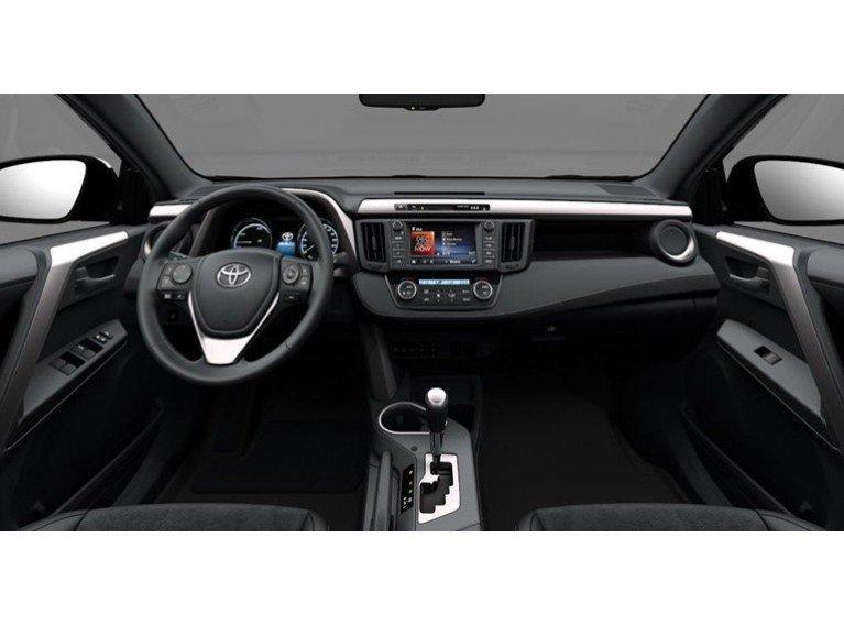 RAV4 SUV 5 portes Design 2.5 Hybride (197ch)  boîte automatique CVT AWD