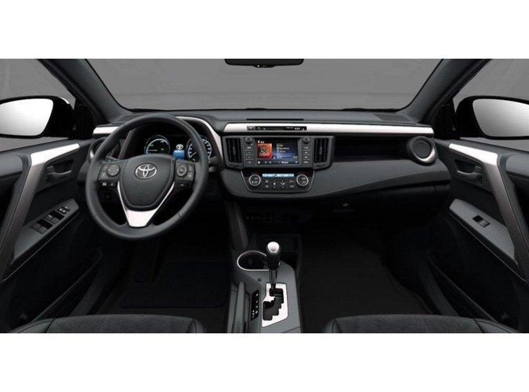 RAV4 SUV 5 portes Design Business 2.5 Hybride boîte automatique CVT AWD